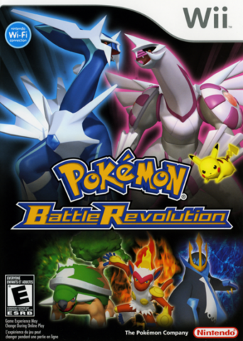 Archivo:Carátula Pokémon Battle Revolution.png