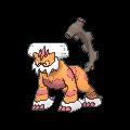 Imagen de Landorus forma tótem en Pokémon X y Pokémon Y