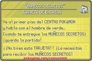 Muñecos Secretos