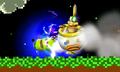 Pikachu usando cabezazo eléctrico SSB4 3DS.png
