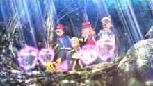 P17 Pokémon de tipo hada afectados por aura feérica