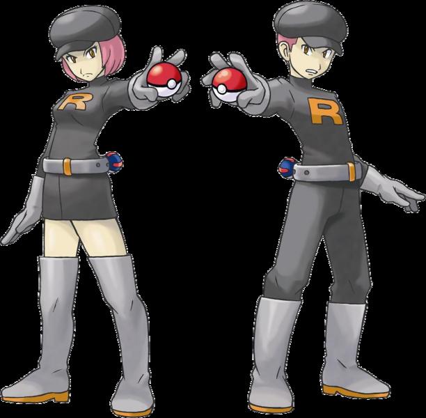 Resultado de imagen de team rocket pokemon oro