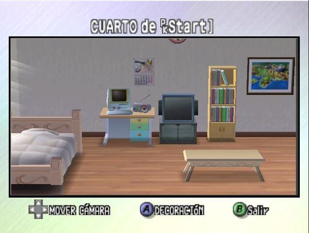 Archivo:Vista de la habitación del juego en Pokémon Stadium.jpg