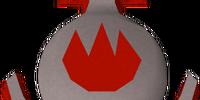 Talismán de fuego