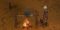 Un cazador nada sutil