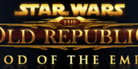 Star Wars: The Old Republic, Blood of the Empire Act 2: The Broken World