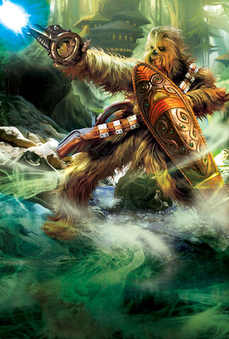 Archivo:Chewbacca Unleashed.jpg