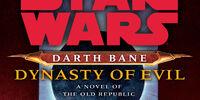 Darth Bane: Dynasty of Evil