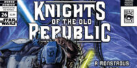Star Wars: Knights of the Old Republic 26: Vector, Part 2