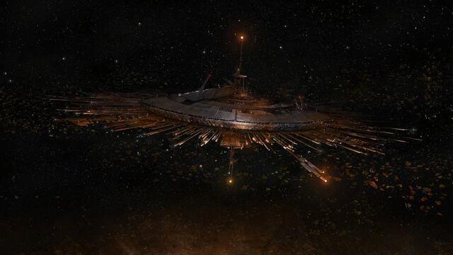 Archivo:Raxus Prime orbital facility.jpg