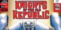 Star Wars: Caballeros de la Antigua República 14: Días de Miedo, Parte 2