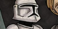 Sargento clon no identificado (planeta no identificado)