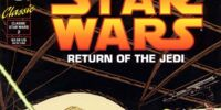 Classic Star Wars: El Retorno del Jedi 2