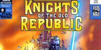 Caballeros de la Antigua República 0: Encrucijadas