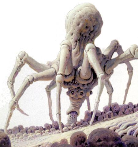 Archivo:Araña de nudos blanca.jpg