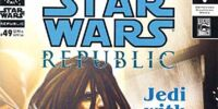 Star Wars: Republic 49: Sacrifice