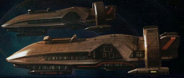 Archivo:Mandalorian battleship Great War.jpg