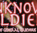 Unknown Soldier: The Story of General Grievous