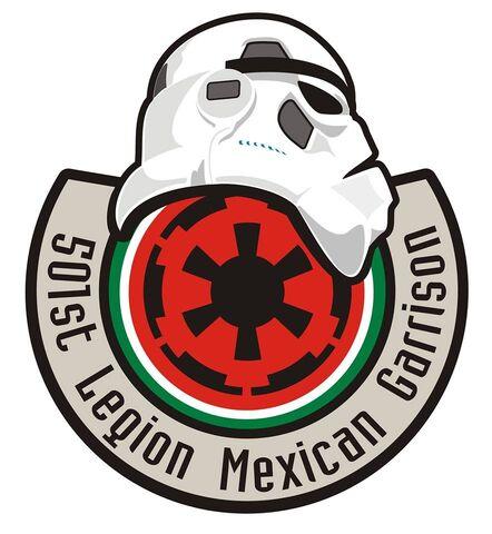 Archivo:Mexican Garrison Logo.jpg