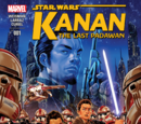 Star Wars: Kanan: The Last Padawan 1
