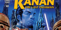 Star Wars: Kanan: The Last Padawan 1