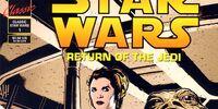 Classic Star Wars: El Retorno del Jedi 1