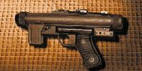 Pistola bláster SE-14