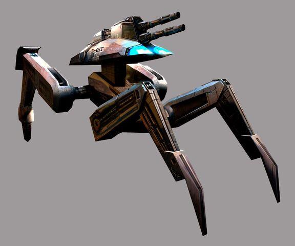 Archivo:Assault droid Mark IV.jpg