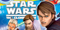 Star Wars: The Clone Wars Comic UK 6.20