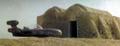 La Choza de Ben con el Deslizador Terrestre..png