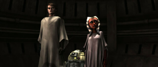 Archivo:Anakin Ahsoka and R3-S6 search for R2-D2.jpg