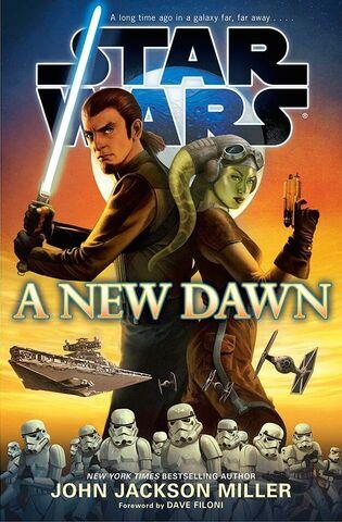 Archivo:A New Dawn cover.jpg