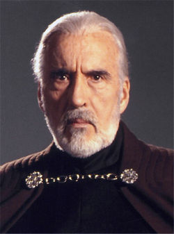 Archivo:Count Dooku headshot gaze.jpg