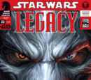Star Wars: Legacy 22: The Wrath of the Dragon