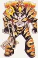 Esquem original de los Garras de Tigre.