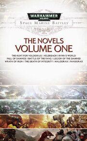 Novela recopilatorio batallas marines espaciales