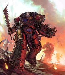 Exterminador Cataphractii Devorador Devoradores de Mundos
