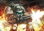 Ala de muerte spacehulk marines espaciales exterminador