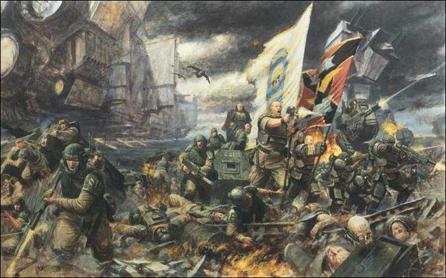 Guardia imperial Creed y el 8º de Cadia en la Batalla de los Campos de Tyrok.jpg