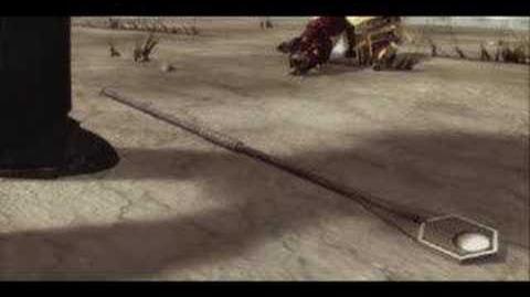 Fire Warrior - cutscene I