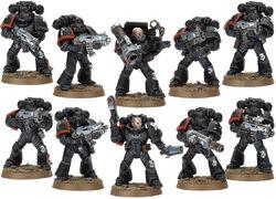 Escuadra Táctica Guardia del Cuervo