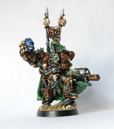 Señor del caos miniatura