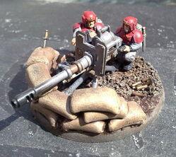 Autocannon team