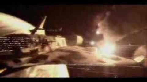 Fire Warrior - Cutscene III