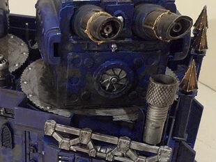 Bateria Imperial 61 Wikihammer 40K
