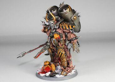 Guerreros de hierro del Caos