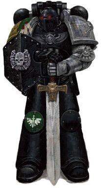 Guardianes de la Muerte Campeon Angeles Oscuros Ordo Xenos Wikihammer