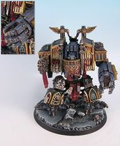Miniatura Venerable Dreadnought