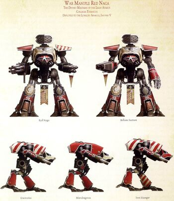 Demi-Legión Naga Roja Legio Atarus Istvaan V.jpg