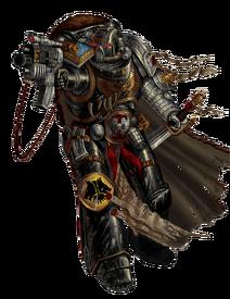 Guardianes de la Muerte Lobos Espaciales Sellos de Pureza Ordo Xenos Wikihammer